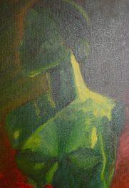 12″ x 18″ Acrylic Still-Life on Canvas Board