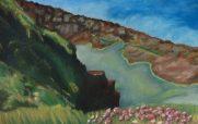 "18"" x 24"" Pastel Painting on Strathmore Pastel Paper"