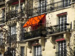 Orange Canopy, Paris, France