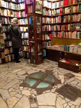 Mosaic Floor, Paris, France