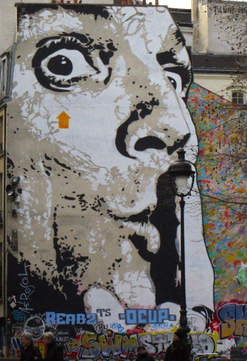 Paris Grafitti