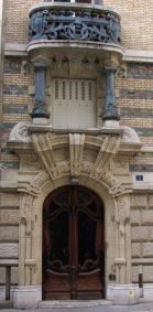 3 Square Rapp Doorway