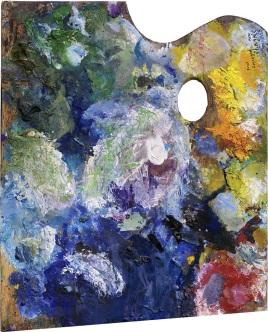 Chagall Pallette