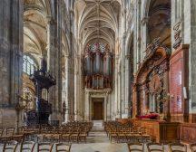 Saint-Eustace Organ and Pulpit