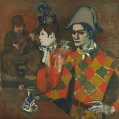 At the Lapin Agile_Pablo Picasso_1905