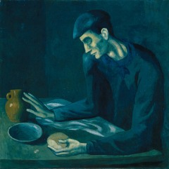 The Blind Man's Meal_Pablo Picasso_1903