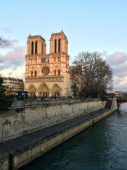 Notre Dame & Seine