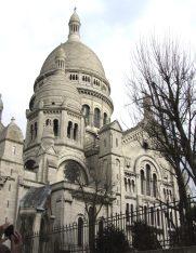 Sacre-ceouer Basilica, Montmartre, Paris