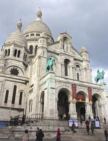 Sacour-Couer, Montmartre, Paris