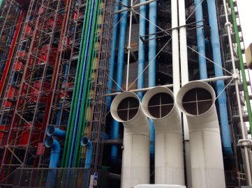 Centre Georges Pompidou, Paris, France