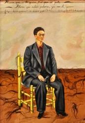 Self Portrait with Cropped Hair_1943
