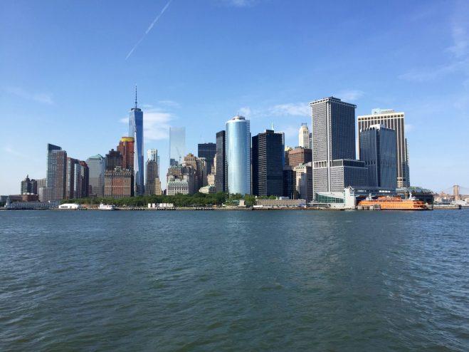New York Harbor
