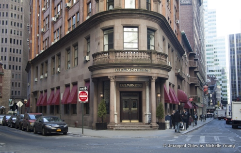 Delmonico's (Courtesy of Internet)
