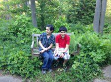 Chilling in the Bog Garden