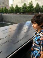 Ethan at Memorial