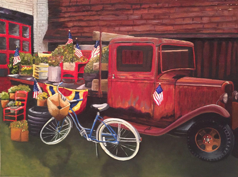 Maude's Garage