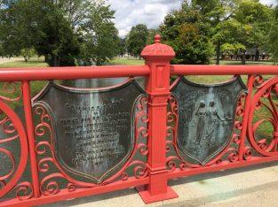 Red Bridge, Belle Isle, Detroit