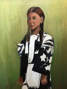 Ojibwa Girl