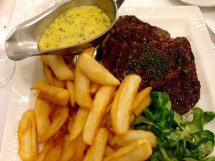 Steak & Pom Frits