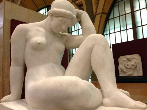 Muse d'Orsay, Paris, France