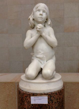 Marble Sculpture - Muse d'Orsay