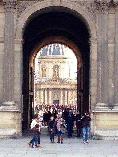 Le Louvre, Paris
