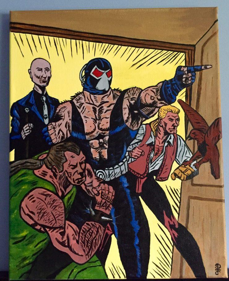 Bane & Villains