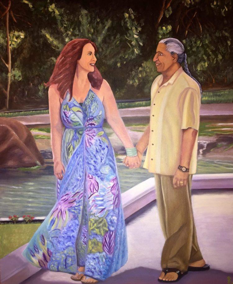 Shiela and Leo - True Love