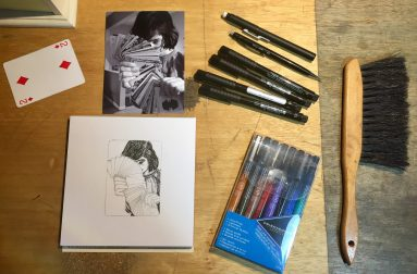 Pens and Drawing