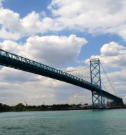 Ambassador Bridge, Detroit