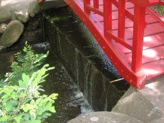 Red Bridge, Cranbrook Gardens
